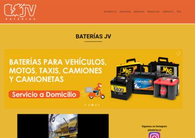 Baterias JV