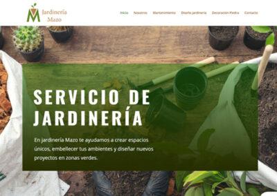 Jardinería Mazo